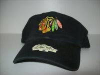 CHICAGO BLACKHAWKS SIZE MEDIUM FRANCHISE CAP NHL CASQUETTE City of Montréal Greater Montréal Preview