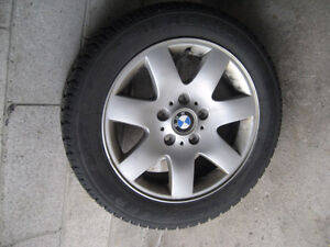 """BLACKHAWK ICEMASTER BMW WINTER TIRES EXCELLENT PRICE"""" is ready t"""
