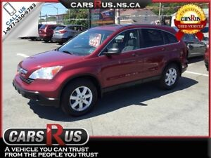2009 Honda CR-V AWD EX   NO TAX sale on now....1 week only!!