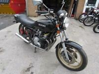 SUZUKI GS750 1978 FOR RESTORATION PROJECT.