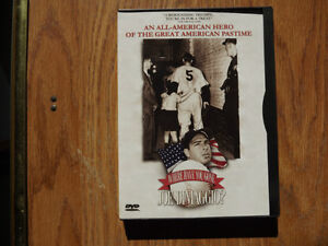 "FS: ""Where Have You Gone Joe DiMaggio?..."" DVD"