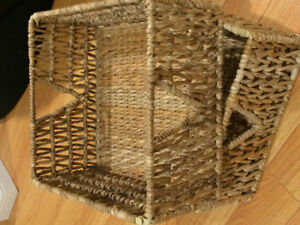 IKEA Seagrass Baskets