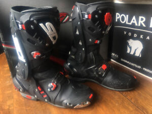 Motorcycle Riding Boots Sidi Vortice Sz.10 $250.00