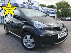 2009 Toyota AYGO 0% FINANCE OFFER ON THIS CAR Manual Hatchback