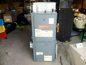 furnace in excellent condition