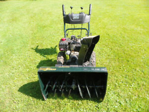 "hurry before winter come,get this 30"" snowblower"