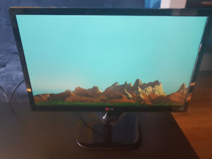 "LG 22MP55HQ - 22"" 1080p IPS LED Monitor"