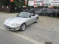 2004 54 MAZDA MX-5 1.6 I 2 DOOR 109 BHP