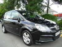 Vauxhall Zafira 1.6 2007 COMPLETE WITH M.O.T HPI CLEAR INC WARRANTY