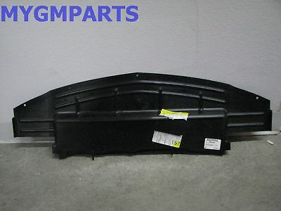 Front Bumper Shield (Chevrolet GM OEM Malibu Front Bumper-Under Radiator Splash Shield Cover 15826166 )