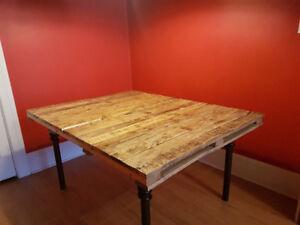 URGENT - Table en bois de palette