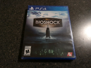 Bioshock: The Collection - PS4 - Brand New