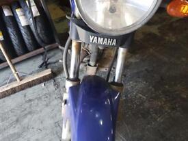 YAMAHA YBR125 (09MY)