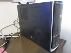 HP - Pavilion Slimline s5000 series Computer Tower