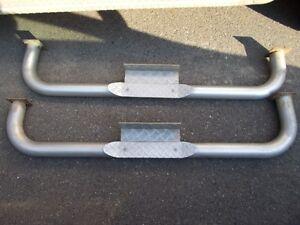 marchepied en aluminium