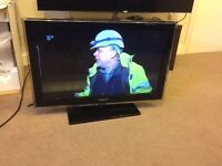 "Samsung LED 32"" full HD TV - brand new condition"
