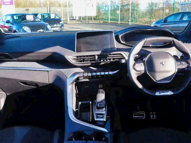 2019 Peugeot 3008 1.5 BlueHDi GT Line 5dr EAT8 Auto Estate Diesel Automatic