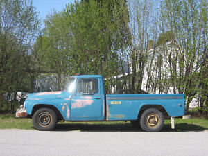 International Pickup Truck 1968