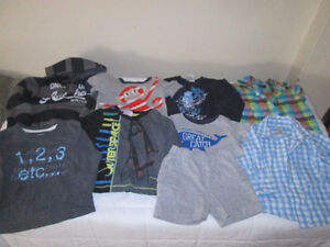 12-18 mth boys clothes lot