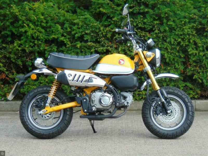 Honda Monkey 125 Z125 Excellent Condition In Stoke On Trent Staffordshire Gumtree
