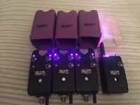 Delkim TXI Purple Haze x 3 and Receiver! BARGAIN SALE!