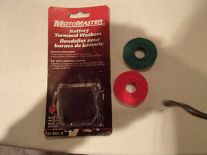 Battery Terminal Washers. Top or side post anti-corrosion batter