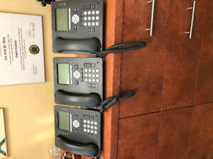 Three IP office phone! New excellent condition
