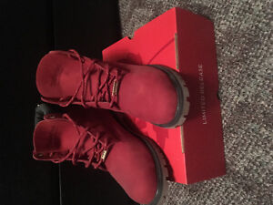 DS Limited Edition Timberland 6' (the 6) Canadian Red