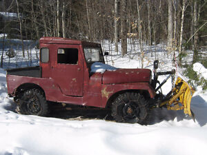 1954 Jeep willis  4 cylindre