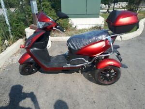 Looking for a three wheel ebike