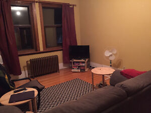 Room for rent in a sunny NDG appartment