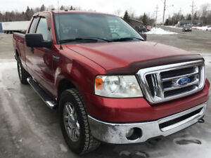 2008 Ford F-150 Extended Cab