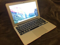 Macbook Air 11 po 1,7 GHz Intel Core i5
