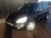 Renault Scenic 1.6 VVT Dynamique 5dr 2007 2 keys 12 Months MOT