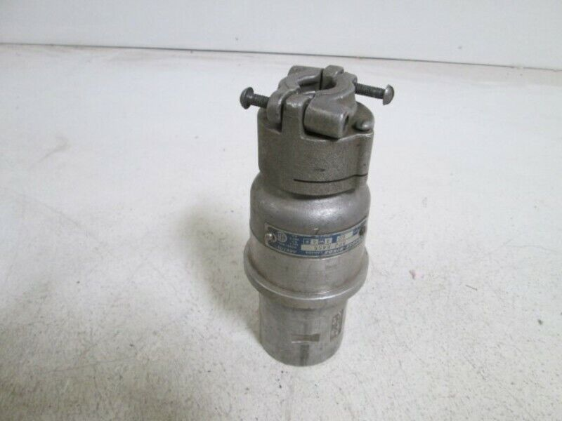 CROUSE-HINDS PLUG APJ6455 * USED *
