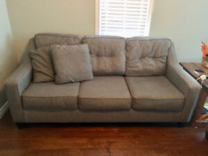 Light Grey Couches