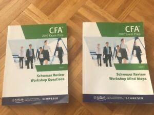 Schweser Review Workshop Mind Maps & Questions CFA Level 1