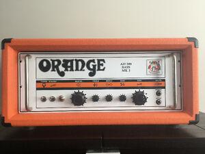 Orange AD200B Bass Amp Made in Britain Brand New Condition