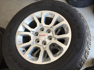Gmc/ Chevy 6 bolt wheels and tires