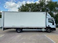 Iveco Eurocargo 75E16s 3.9 160bhp 23ft Box Lorry - Tail Lift - 7.5 Ton
