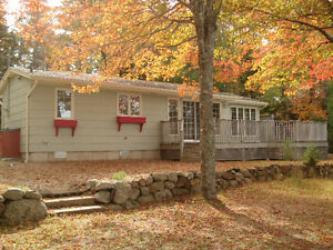 CUSTOM RENOVATED LAKEFRONT YEAR ROUND HOME FOR SALE CHESTER!
