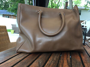 Varriale leather goods Brown purse