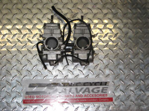 1987 suzuki rg -250 gama carburetors oem