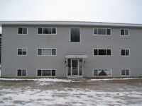 Two bedrooms uptown and Rothesay(heat and lights included)