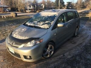 Mazda 5 As Is