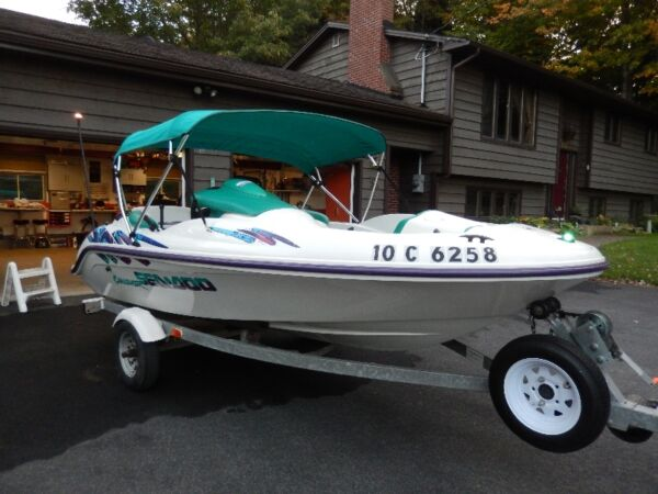 Used 1997 Sea Doo/BRP Challenger