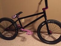 Custom fit bmx for sale or trade