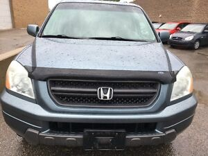 Honda Pilot EX-L 8 Seater in outclass condition and very cheap
