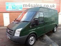 Ford Transit T300M MWB M/R 110PS