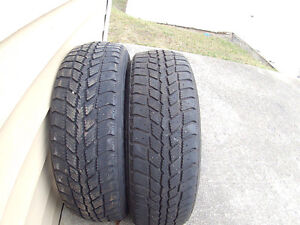 Two 135/65/R15 M&S Tires for Small Car $40